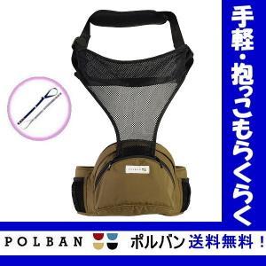 POLBAN ポルバン ナイロンリップストップポーチ本体+ナイロンメッシュ シングルショルダーパーツ...