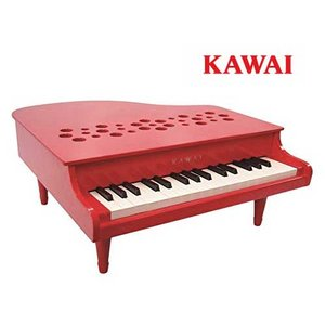【カワイ】ミニピアノ P-32レッド【1163】KAWAI ピアノ【プレゼント】 2019|akachandepart