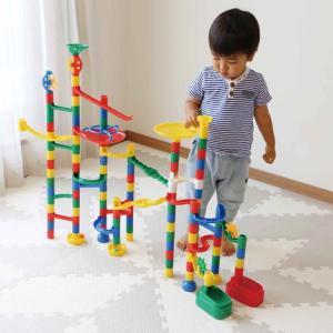 知育玩具 3才 4才 5才 おもちゃ 遊具 子供 孫 誕生日 コロコロスライダー133 ビビットタイプ【プレゼント】|akachandepart