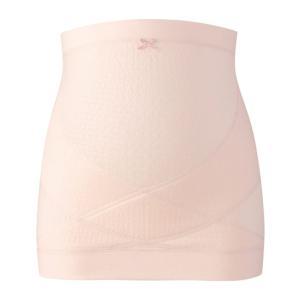 【ワコール】妊婦帯 腹巻タイプ 【MRP476】M〜L ピンク 腹帯