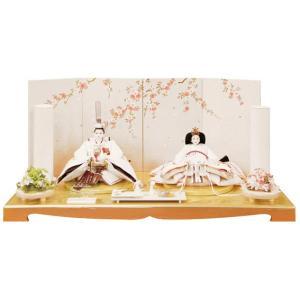 雛人形 白無垢 shiromuku 親王飾り akachandepart