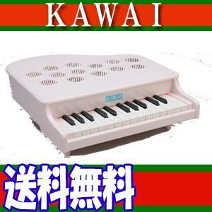 ポリスチレン樹脂製の本体で25鍵のピアノのおもちゃで、根強い人気を誇る製品です。金属パイプを使用した...