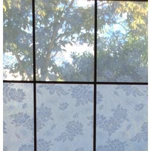 お客様の声を反映させたレース障子 遮光 花柄  100cm(幅)×150cm(高さ)2枚入り|akagilace-poster