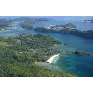 風呂ポスター 風景 南太平洋の島々|akagilace-poster