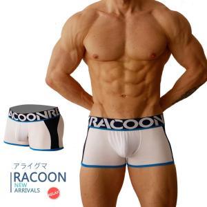RACCON/アライグマ スポーツ 男性下着 メンズパンツ セクシー インナー アンダーウェア ファッション ボクサー  06|akahimensfashion