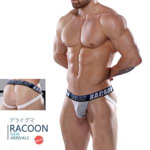 RACCON/アライグマ メンズパンツ インナー アンダーウェア セクシー ファッション ジョックストラップ 男性下着 Jockstrap 16|akahimensfashion