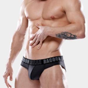 RACCON/アライグマ  メンズ パンツ  男性 インナー  ファッション スポーツ ブリーフ ソフト生地 吸水速乾 セクシー 下着 17|akahimensfashion