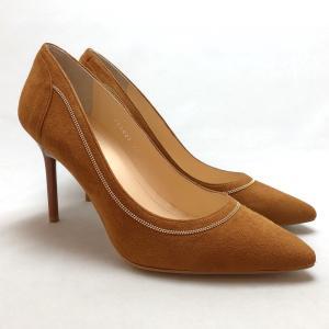 SEVEN TWELVE THIRTY セヴントゥエルヴサーティ パンプス ピンヒール シルキー ボールチェーン 靴 81svn102441cmls|akai-kutsu