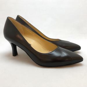 YOSHITO ヨシト パンプス ヒール ポインテッド 冠婚葬祭 フォーマル 靴 85yst0082bl akai-kutsu