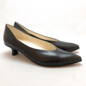 YOSHITO ヨシト パンプス フォーマル 冠婚葬祭 黒 ブラック 靴 85yst4423bllm|akai-kutsu