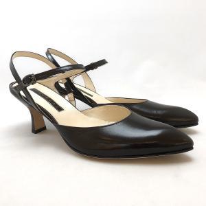 YOSHITO ヨシト パンプス アンクル ストラップ 25センチ 靴 85yst7131bl|akai-kutsu