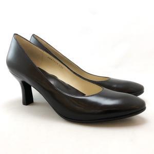 YOSHITO ヨシト パンプス フォーマル 冠婚葬祭 入学式 卒業式 就活 履きやすい ラウンドトゥ 楽ちん 黒 ブラック 靴 85yst7770bl akai-kutsu