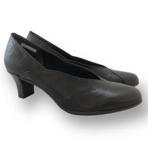 フォーマル 冠婚葬祭 就活 入学式 卒業式 21.5cm スモールサイズ オフィス パンプス 21.5センチ 靴 87bl3118|akai-kutsu