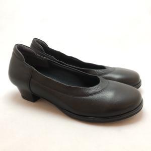 フォーマルパンプス 横幅ゆったり クッション 3E 冠婚葬祭 就活 入学式 卒業式 オフィス パンプス 靴 89bl300 akai-kutsu