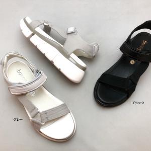 bussola ブソラ スポーツサンダル 厚底 ベルクロ コンフォート 軽量 靴 90ic915702 akai-kutsu