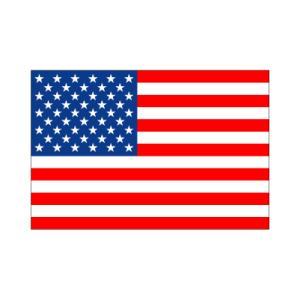 アメリカ国120×180cm|akai-tropfy