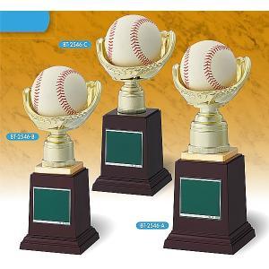野球用ブロンズ 卒業記念品 部活 名入れ BT2546C:卒業記念・野球大会オススメの野球用ブロンズトロフィー