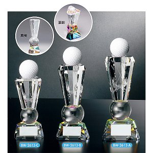 ホールインワン用ブロンズ BW2613C:ホールインワンの記念ボールを飾れる お祝い用の記念品 記念ブロンズトロフィー|akai-tropfy