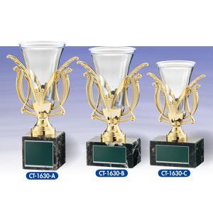 格安カップ CT1630B:野球・空手・ゴルフ・サッカー・全ジャンルに優勝杯・優勝カップ akai-tropfy