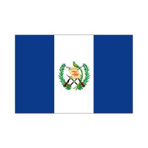 グアテマラ卓上旗|akai-tropfy