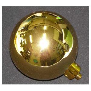 金球(ネジ式)90φ日章旗・日の丸・クラブ旗に使用する金球|akai-tropfy