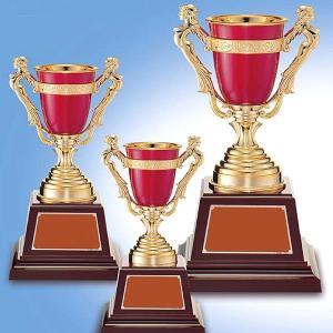 格安カップ No2126A :野球・空手・ゴルフ・サッカー・全ジャンルに優勝杯・優勝カップ akai-tropfy