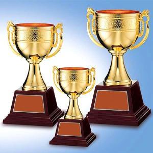 格安カップ No2142B :野球・空手・ゴルフ・サッカー・全ジャンルに優勝杯・優勝カップ akai-tropfy