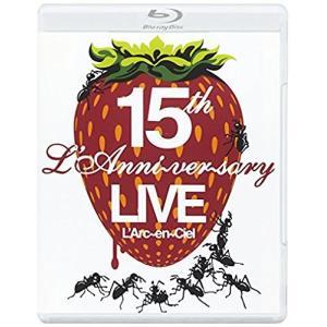 J-POP / 送料無料/ L'Arc〜en〜Ciel ラルクアンシエル / 15th L'Anniversary Live (Blu-ray)BLU-RAY DISCの商品画像|ナビ