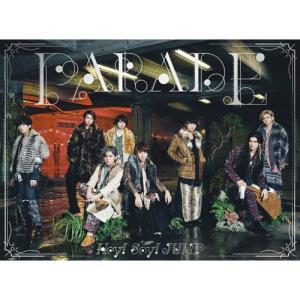 予約 PARADE (初回限定盤1) (CD+DVD-A) Hey! Say! JUMP CD
