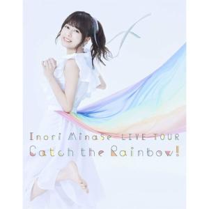 新品/送料無料 Inori Minase LIVE TOUR Catch the Rainbow! Blu-ray 水瀬いのり