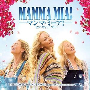 """取寄 マンマ・ミーア! ヒア・ウィー・ゴー CD キャスト・オブ・""""マンマ・ミーア!ヒア・ウィー・ゴ..."""