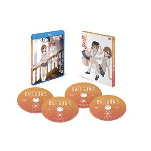 アニメ / 送料無料/ とある科学の超電磁砲S Blu-ray BOX スペシャルプライス版BLU-RAY DISCの商品画像 ナビ