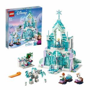 """新品/送料無料 レゴ(LEGO) ディズニープリンセス アナと雪の女王 """"アイスキャッスル・ファンタ..."""