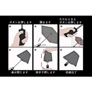 手書き風花柄日傘 晴雨兼用 軽量 UVカット ...の詳細画像5