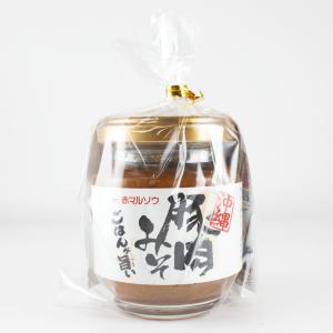 沖縄豚肉みそ140g ご飯のお供 ギフト 沖縄土産 お土産 景品 プレゼントに 赤マルソウ おかず味噌 肉味噌 akamarusou