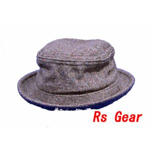 NEWYORK HAT #5540 TWEED STINGY|akamonbrother-rsgear