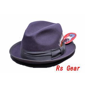 NEWYORK HAT #5212 FELT JAZZ HAT|akamonbrother-rsgear