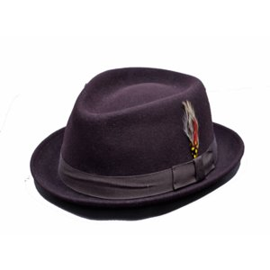NEWYORK HAT #5214 PINCHED PIE|akamonbrother-rsgear