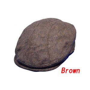 NEWYORK HAT #9333 HERRINGBONE 1900|akamonbrother-rsgear