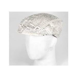 NEWYORK HAT #6207 Newsprint Driver  |akamonbrother-rsgear