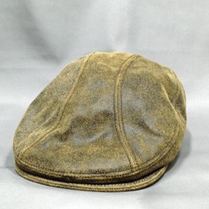 NEWYORK HAT #9255 ANTIQUE LEATHER 1900|akamonbrother-rsgear