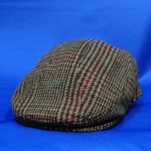 NEWYORK HAT #9017 WOOLRICH PLAID 1900|akamonbrother-rsgear