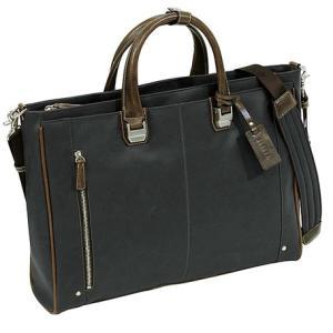 バジェックス BAGGEX TREASURE ビジネスバッグ メンズ 23-5534-10 ブラック akane-mart