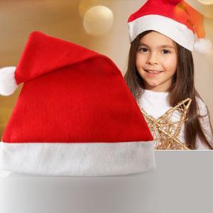 サンタ 帽子 サンタクロースグッズ サンタハット シンプル帽子 クリスマス x'mass a021|akaneashop