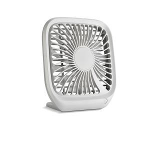 扇風機 USB 卓上 ミニ ファン 折りたたみ 3段階 風量調整 コンパクト USB電源 オフィス ny093|akaneashop