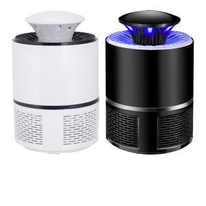 蚊取り器 殺虫器 LED 虫除け 吸引 誘引式 USB給電 静音 殺虫剤不要 薬剤不使用 ny104|akaneashop