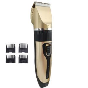 ■大人からお子様まで散髪できる安全設計! ■刃はセラミック&チタン合金製の2重構造で丈夫で切れ味を長...
