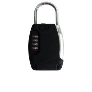 ■南京錠型の小型キーボックスです ■鍵の共有や大切な小物類の受け渡しに! ■施錠・開錠はダイヤル式!...