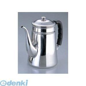 SA18-8プラハンドル コーヒーポット 細口 #13(電磁対応)の商品画像|ナビ
