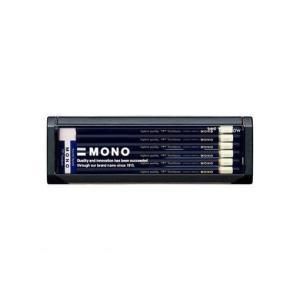 トンボ鉛筆 鉛筆 MONO 1ダース MONO HBの商品画像|ナビ